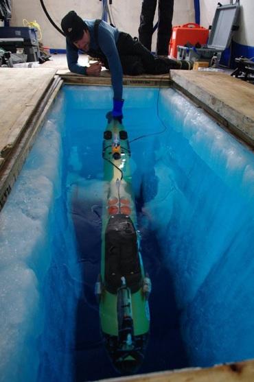 UBC-Gavia in Antarctica